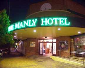 The Manly Hotel - Accommodation Rockhampton