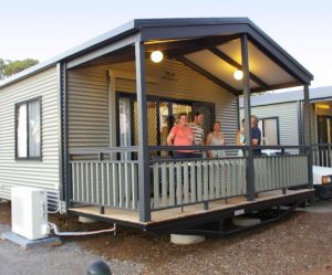 Broken Hill Tourist Park - Accommodation Rockhampton