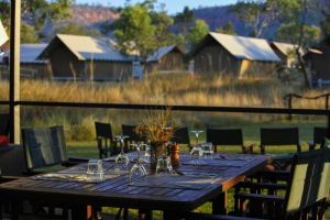 Bell Gorge Wilderness Lodge - Accommodation Rockhampton
