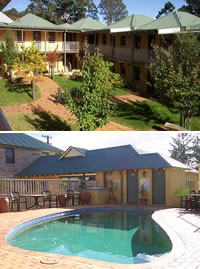 Pioneer Motel Kangaroo Valley - Accommodation Rockhampton