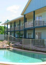 The Shamrock Gardens Motel - Accommodation Rockhampton