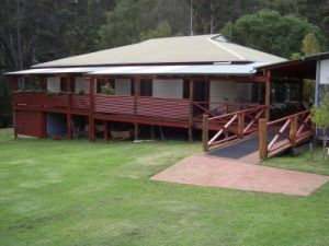 Pemberton Camp School - Accommodation Rockhampton