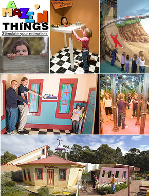 A Maze 'N Things - Accommodation Rockhampton