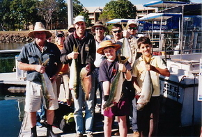 Sea Master Fishing Charters - Accommodation Rockhampton