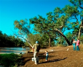 Charleville - Dillalah Warrego River Fishing Spot - Accommodation Rockhampton