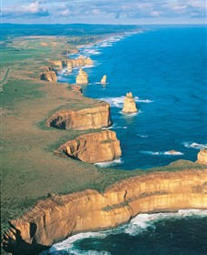 12 Apostles Flight Adventure from Apollo Bay - Accommodation Rockhampton