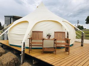 Bukirk Glamping - Accommodation Rockhampton