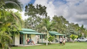 Glen Villa Resort - Accommodation Rockhampton