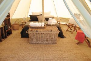 Cosy Tents - Daylesford - Accommodation Rockhampton